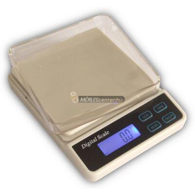 HC-2 600g/0,01g digitális precíziós mérleg