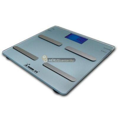 Momert 5863 digitális személymérleg BMI analízissel, 180 kg-ig