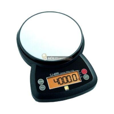 JScale CJ-4000 (4000g/0,5g) darabszámlálós asztali mérleg