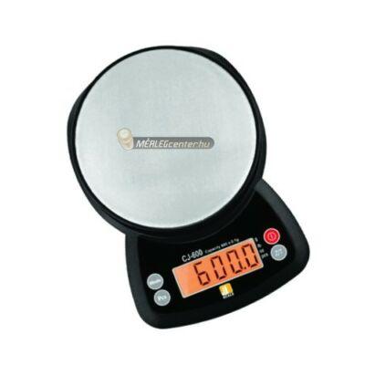 JScale CJ-600 (600g/0,1g) darabszámlálós asztali mérleg