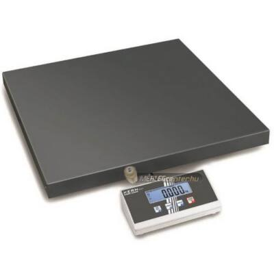 KERN 150K-2 (150kg/50g) platform- csomagmérleg kisállatmérő és darabszámláló funkcióval