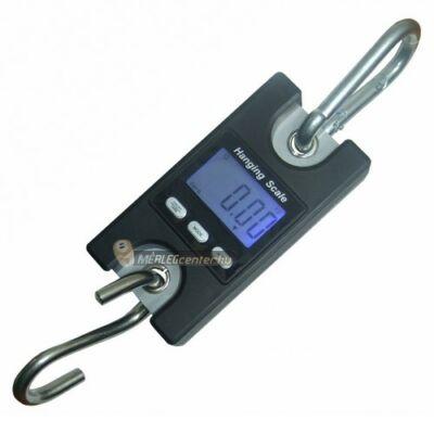 HS4-150 (150kg/50g) digitális függőmérleg