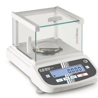 KERN ADB 100-4 (120g/0,0001g) digitális labor és analitikai mérleg