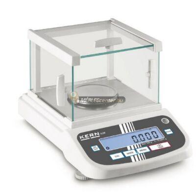KERN ADB 600-C3 (120g/0,0001g; 600ct/0,001ct) digitális labor és analitikai mérleg