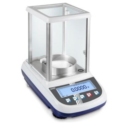 KERNALJ-250-4A (250g/0,0001g) digitális labor és analitikai mérleg