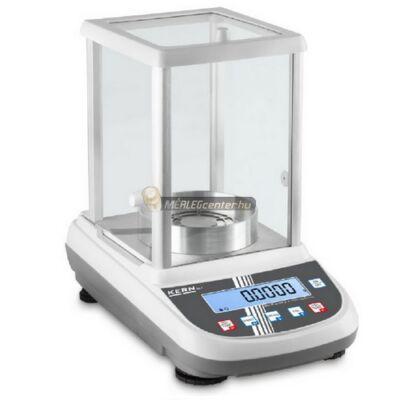 KERNALS250-4A (250g/0,0001g) digitális labor és analitikai mérleg