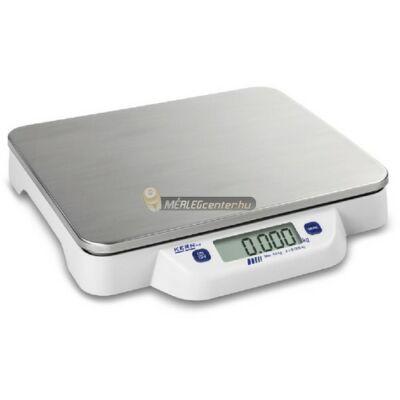 KERN ECB 50K-2N (50kg/20g) 320x260 mm tálcájú digitális asztali mérleg - 3 év garancia