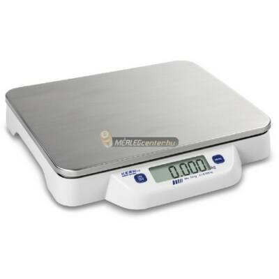 KERN ECB 20K-2N (20kg/10g) 320x260 mm tálcájú digitális asztali mérleg - 3 év garancia
