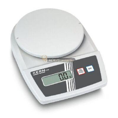 KERN EMB 3000-1 (3000g/0,1g) digitális asztali mérleg - 3 év garancia