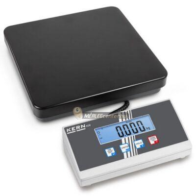 KERN EOE 300K100 (300kg/100g) platform- csomagmérleg kisállatmérő és darabszámláló funkcióval