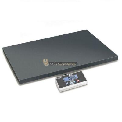KERN EOE 150K50XL (150kg/50g) 950x500 mm platform- csomagmérleg kisállat és darabsz. funkcióval 2évG