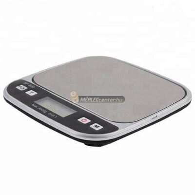 MC-830 (600g/0,01g) digitális darabszámlálós precíziós mérleg - 2év garancia