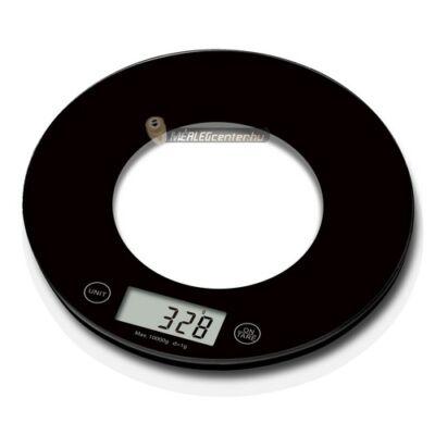 MC-851 (10000g/1g) szuperlapos konyhai mérleg