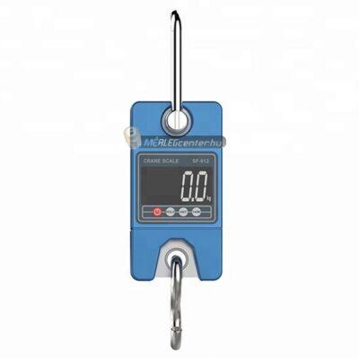 MC-912 (300kg/100g) digitális függő- és halmérleg