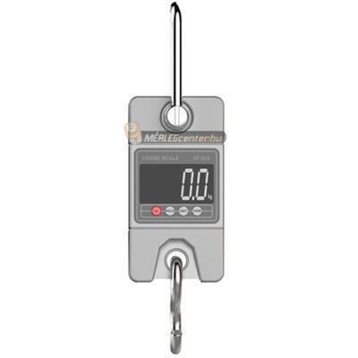MC-912 (60kg/50g) digitális függő- és halmérleg