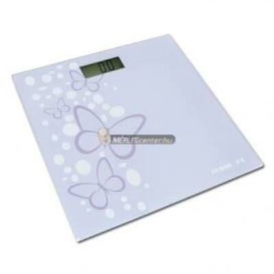 Momert 58702 digitális személymérleg, 180 kg-os méréshatárral