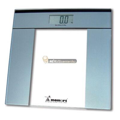 Momert 5872 digitális személymérleg, 180 kg-os méréshatárral