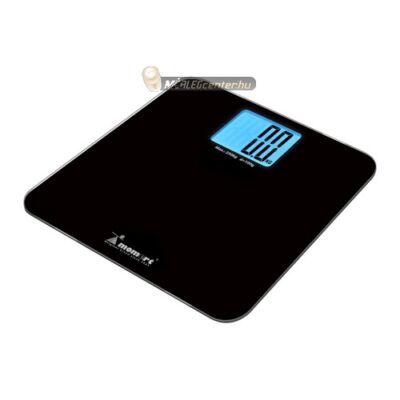 Momert 5878 digitális személymérleg, 250 kg-os méréshatárral