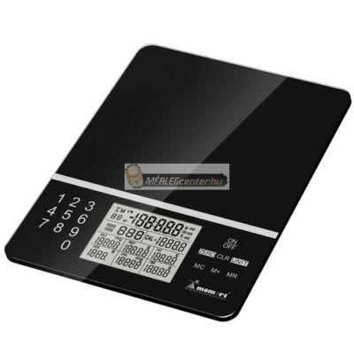 Momert 6846 digitális konyhai kalória és táplálkozástudományos mérleg