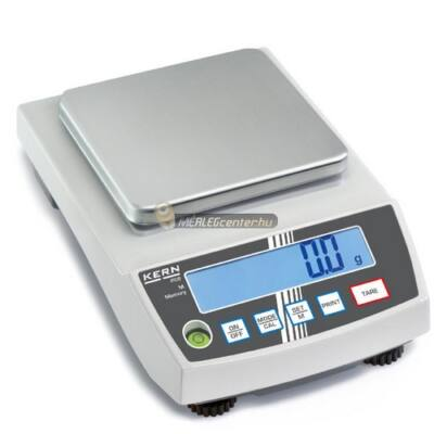 KERN PCB 1000-2 (1000g/0,01g) digitális asztali mérleg - 3 év garancia