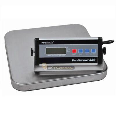 ProScale ProFreight 332 (150kg/100g) rozsdamentes platform-, csomagmérleg - 2 év garancia