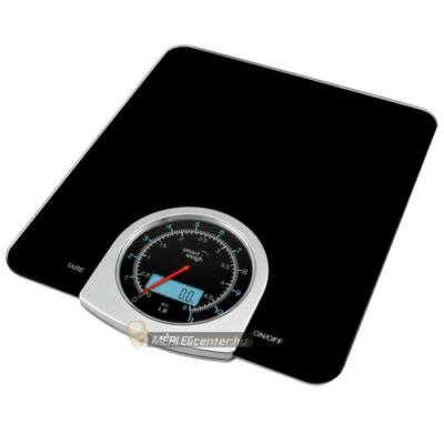 SmartWeigh digitális + mechanikus 5kg/1g konyhai mérleg
